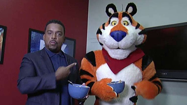 Alfonso Ribeiro encourages kids to 'let their great out'