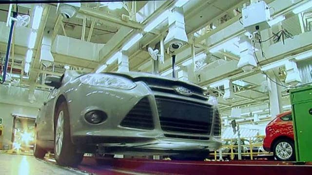 Ford moving small car production to Mexico