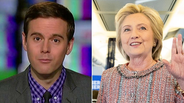 Guy Benson: Hillary Clinton is tanking