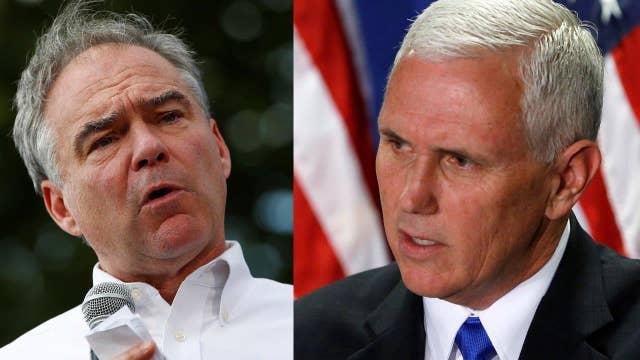 Bias Bash: Media ignores vice president candidates' health