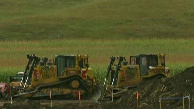 White House defends halting work on Dakota Access Pipeline