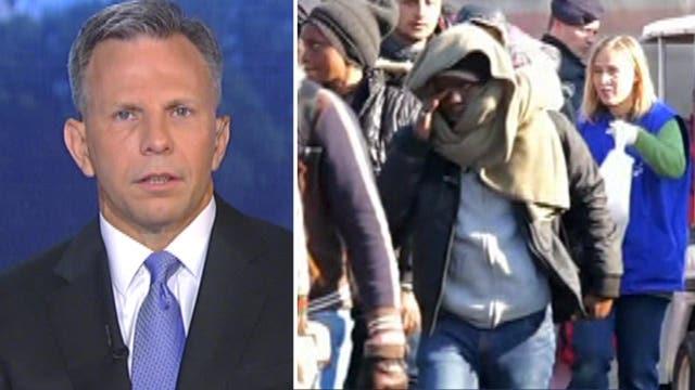 Lt. Col. Shaffer: We don't have a baseline to vet refugees