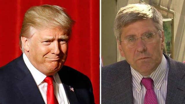 Trump financial adviser: Voters have rejected 'Obamanomics'