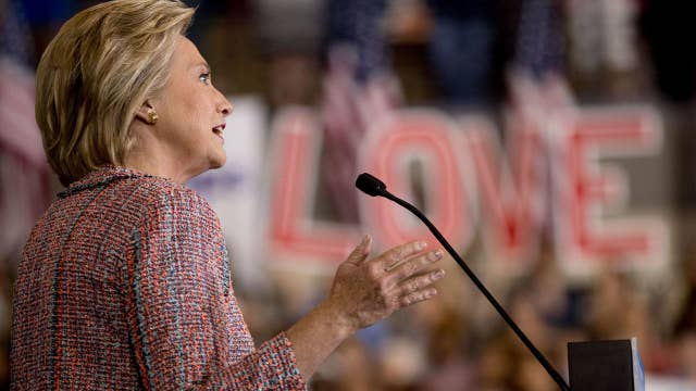 She's back! Hillary Clinton returns to the presidential race