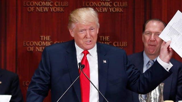 Trump, Clinton in virtual tie in latest Fox News polls