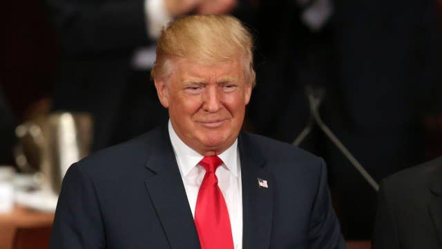 Trump releases medical exam, tackles the US economy