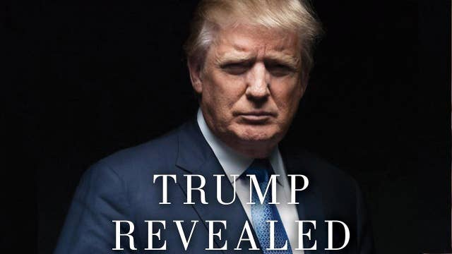 Alan Colmes and 'Trump Revealed'