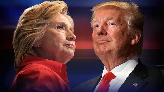 New polling shows Trump gaining momentum