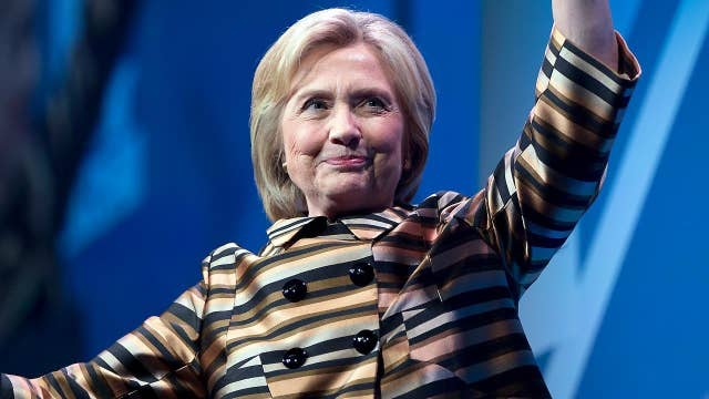 Clinton back on the campaign trail as polls tighten