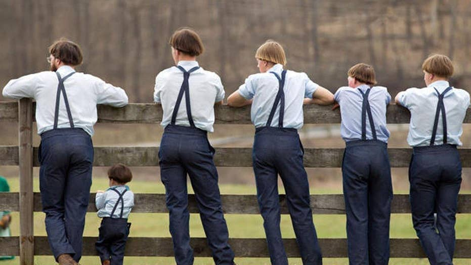 GOP super PAC works to turn out Amish voters