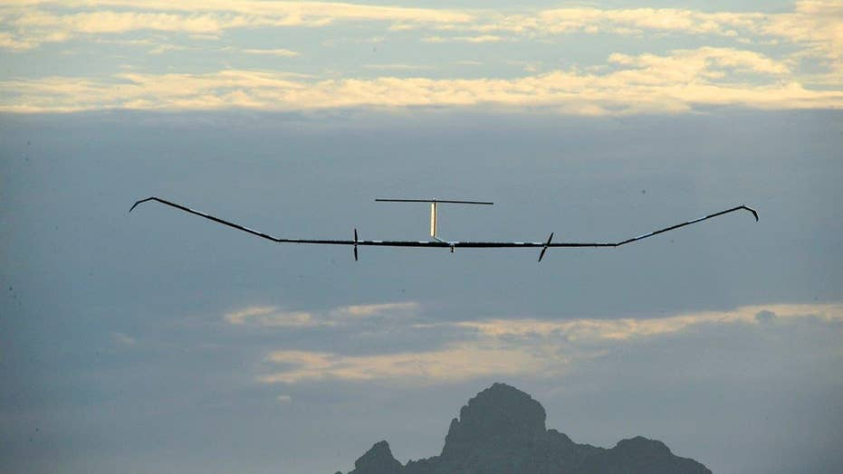 'Star Trek'-style surveillance drone for the US military