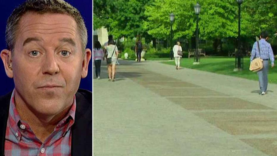 Gutfeld: The ultimate 'safe space' is a coffin