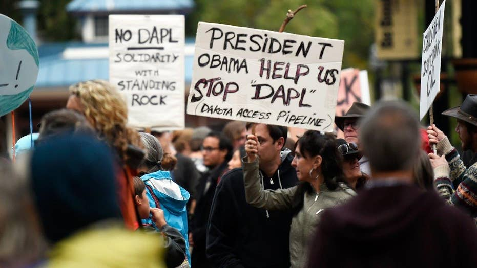 Growing debate after admin halts Dakota Access pipeline