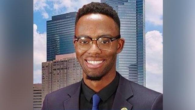 Black Live Matter leader robbed, calls for more cops