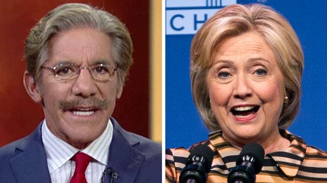 Geraldo on Clinton's return to the campaign trail
