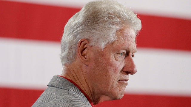 Bill Clinton no longer a campaign 'closer'?