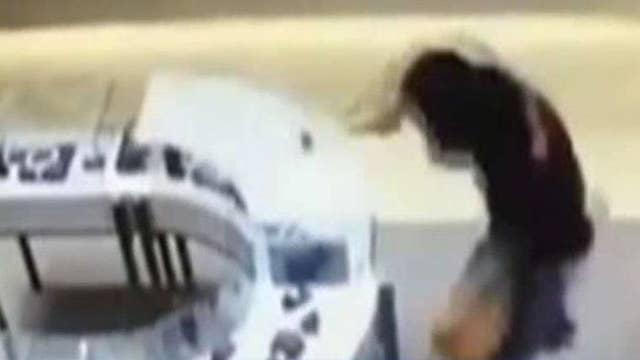 Brazen jewelry store heist caught on camera