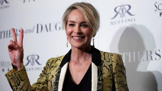 Sharon Stone has near death experience