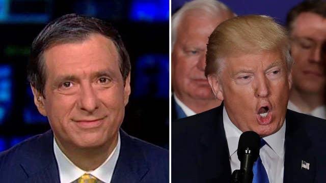 Kurtz: Trump 'working the refs' ahead of presidential debate