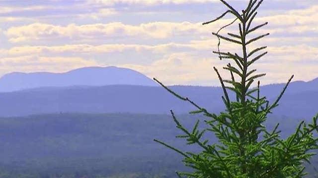 Maine monument sparks land concerns