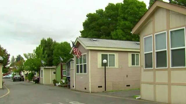 Palo Alto threatens eminent domain to save mobile home park