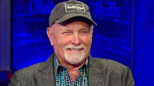 Mike Love enters the 'No Spin Zone'