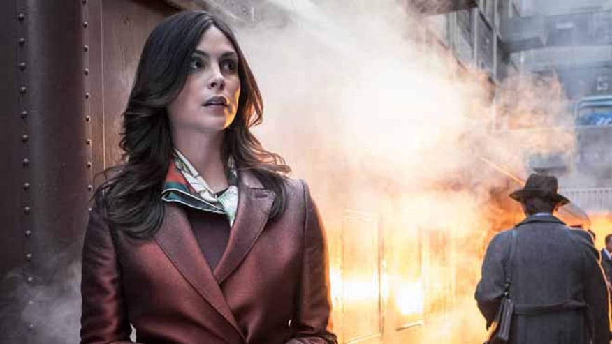 "Morena Baccarin talks about what to expect during season 3 of ""Gotham."""