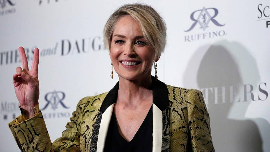 Fox411: Sharon Stone says she saw a bright light when she had an aneurysm