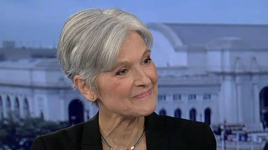 Jill Stein: I will feel terrible if Clinton, Trump elected