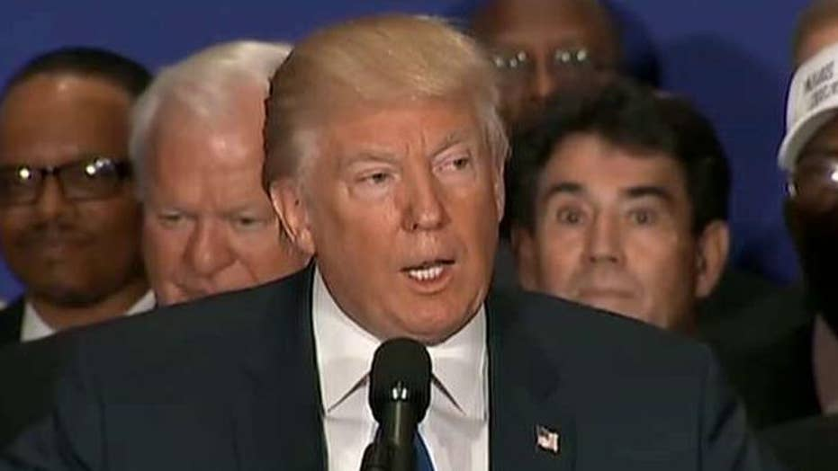 Trump: Clinton 'started the birther controversy'
