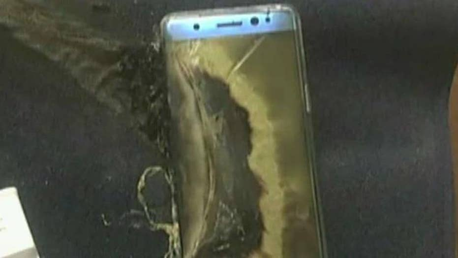 How Samsung is addressing dangerous Galaxy Note 7 problem