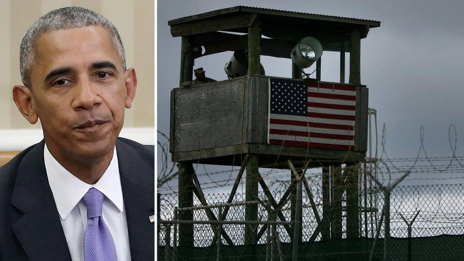 'High risk' Guantanamo Bay detainees approved for transfer