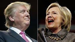 """Donald Trump says he wants to end the Obama citizenship controversy so he can return to """"making America great again."""" But accusations about """"bigotry"""" and other personal attacks at his and Democratic rival Hillary Clinton's campaigns in recent days appear to be taking precedence over policy with Election Day in just seven weeks."""