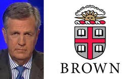 Brown University considering move to treat illegal immigrants who went to US high schools as US citizens; Board of Ed in Michigan says students should be able to pick names, genders, bathrooms and more
