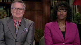 Singing pastor and his new duet partner share their story on 'America's News HQ'