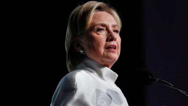 Scrutinizing Hillary's health