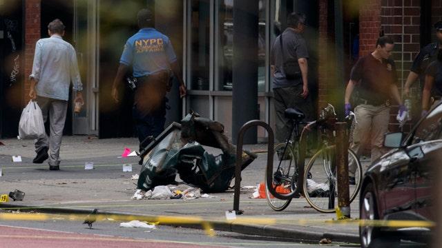 Rod Wheeler: NY explosion a 'dry run' for something else?