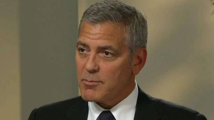 George Clooney on exposing corruption in South Sudan