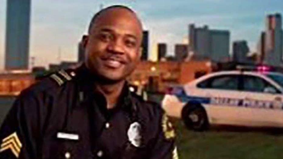 Black police officer suing Black Lives Matter movement