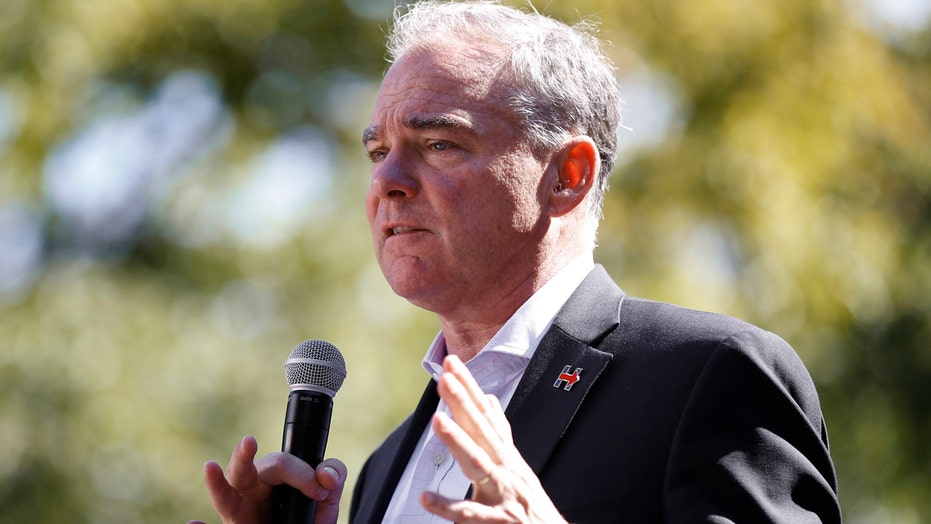 Tim Kaine recognizes tough fight ahead for Clinton campaign