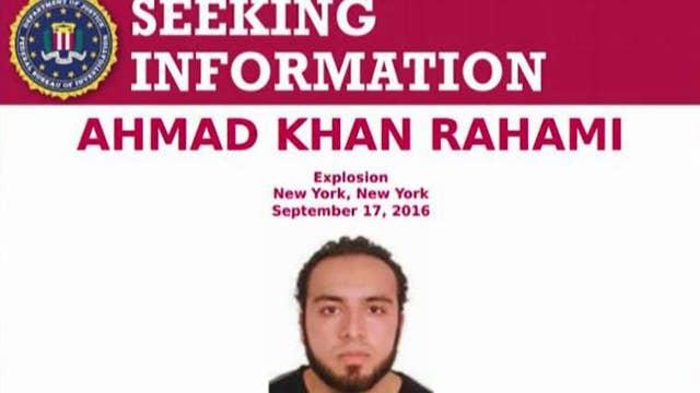 Ahmad Khan Rahami considered armed and dangerous