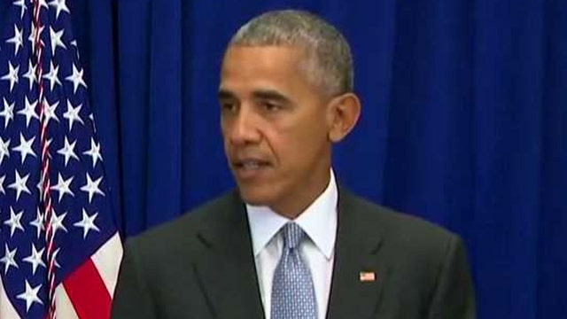 Obama: Terrorists want to inspire fear in Americans