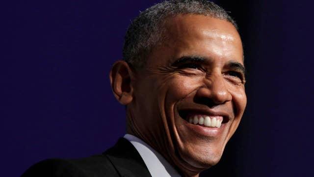 Obama cracks jokes while jihadists lay siege to America