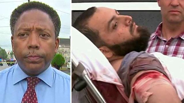 Linden, New Jersey mayor describes capture of terror suspect