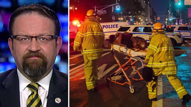 Dr. Sebastian Gorka reacts to attacks in NYC, NJ