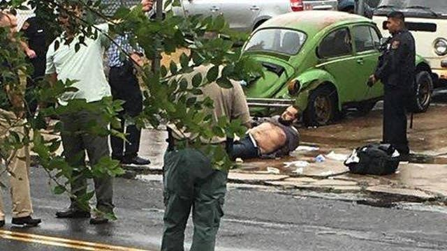 Bombing suspect's family filed federal lawsuit in 2011