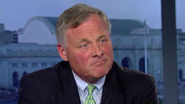 Sen. Burr slams admin for being out of touch with terrorism