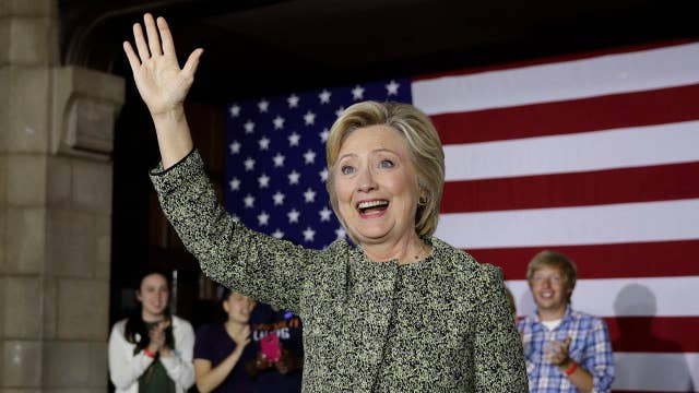 Hillary Clinton: Trump rhetoric helps terrorists