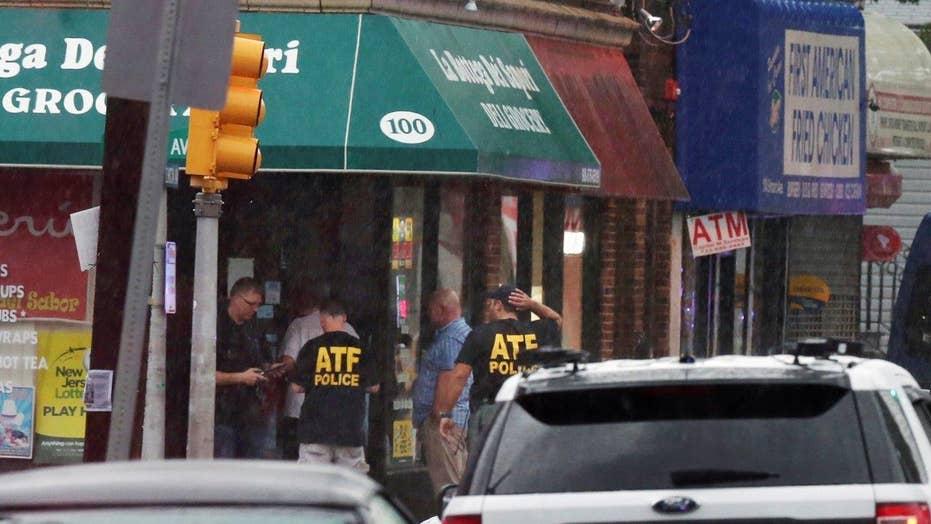 FBI raiding NJ apartment linked to bombing suspect