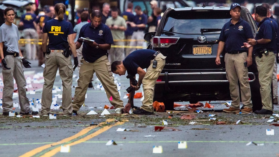 NYPD: Not actively seeking anyone else in bombings